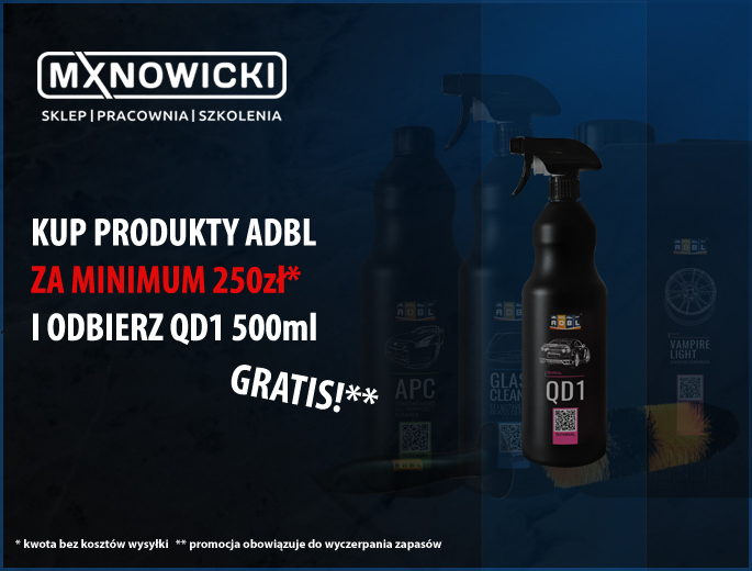 Odbierz ADBL QD1 500ml