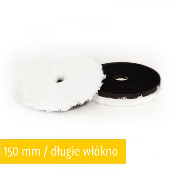 NAT Pad Mikrofibrowy Mocno Agresywny Miękki 150mm