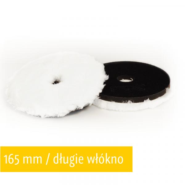 NAT Pad Mikrofibrowy Mocno Agresywny Miękki 165mm