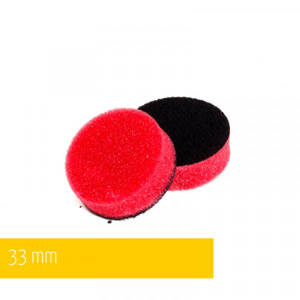 NAT Czerwona Średnio Miękka 33mm