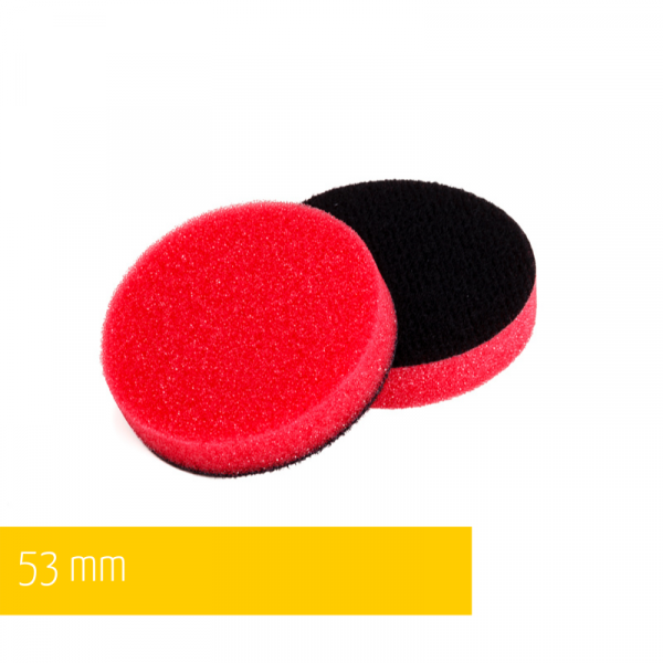 NAT Czerwona Średnio Miękka 50mm