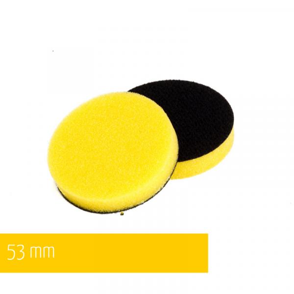 NAT Żółta Średnia gąbka 50mm