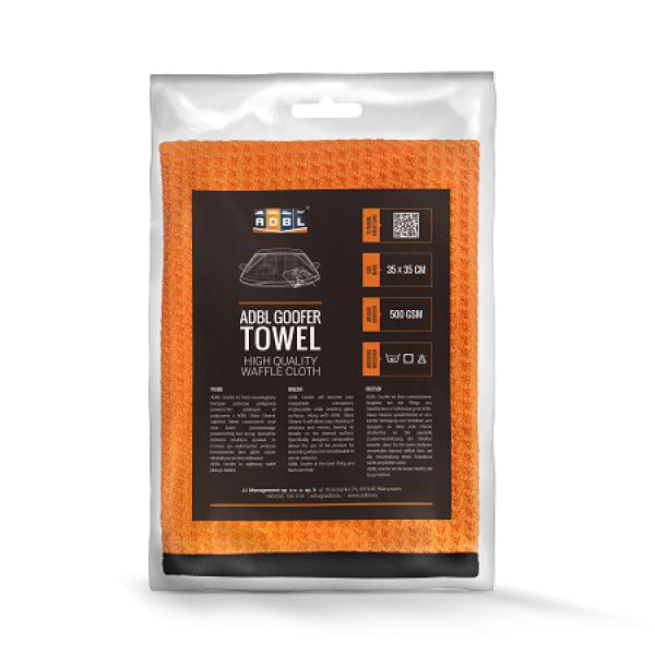 ADBL Goofer Towel 35x35cm