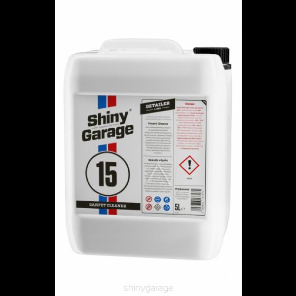 Shiny Garage Carpet Cleaner 5L