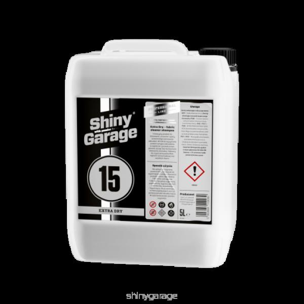 Shiny Garage Extra Dry Fabric Cleaner Shampoo 5L