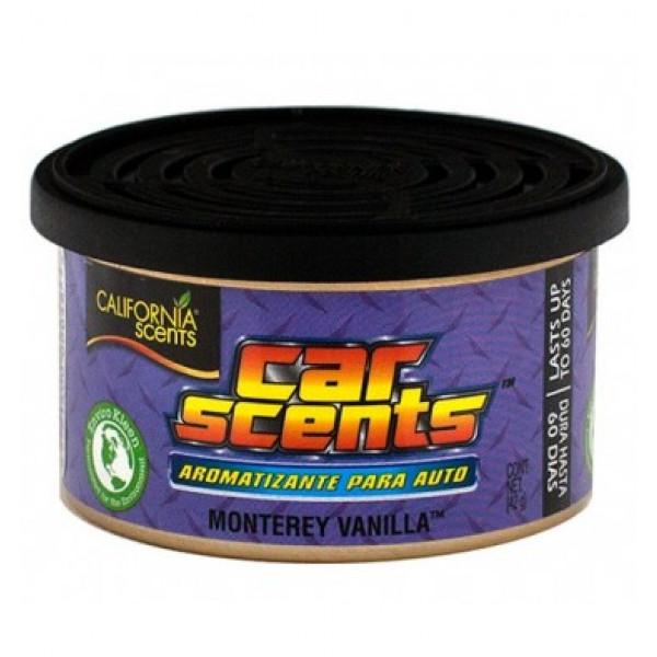 California Car Scent Monterey Vanilla
