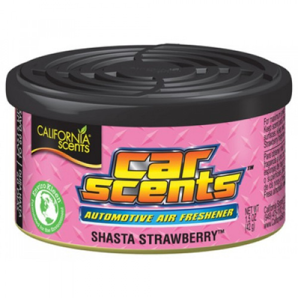 California Car Scents Shasta Strawberry