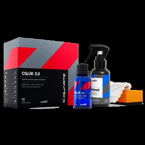 Car Pro Cquartz UK Edition 3.0 Kit 30ml