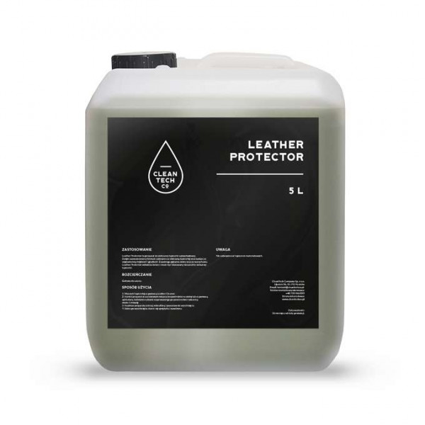 CleaTech Leather Protector 5L