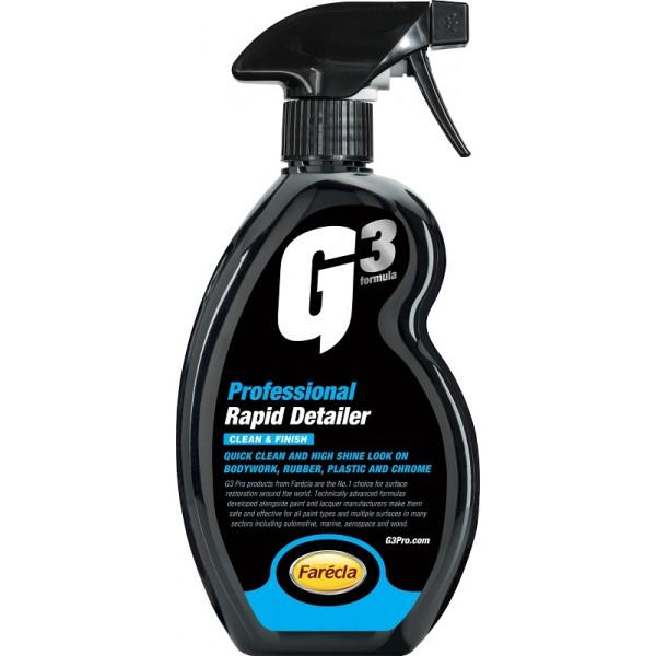 Farecla G3 Professional Rapid Detailer 500ml