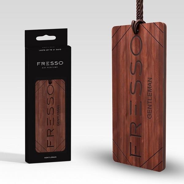 Fresso Gentleman drewniana zawieszka