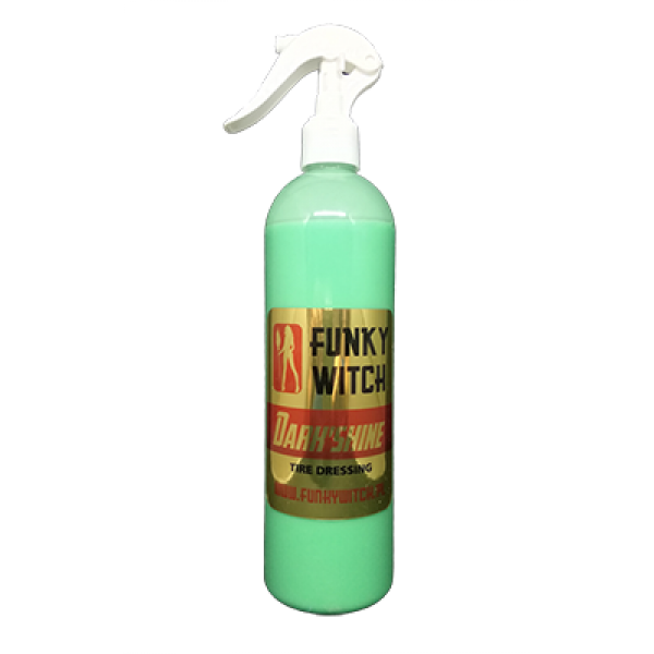 Funky Witch Dark'Shine Tire Dressing 500ml