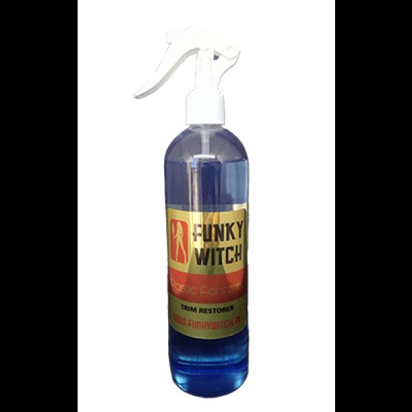 Funky Witch Plastic Fantastic Trim Restorer