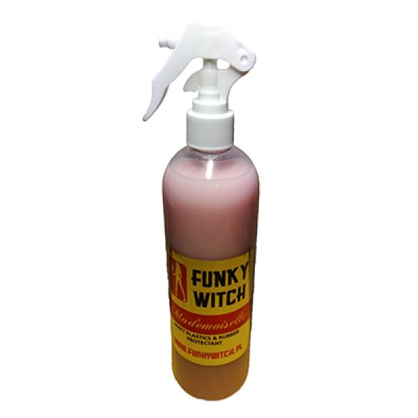 Funky Witch Mademoiselle Matt Plastics & Rubber Protectant