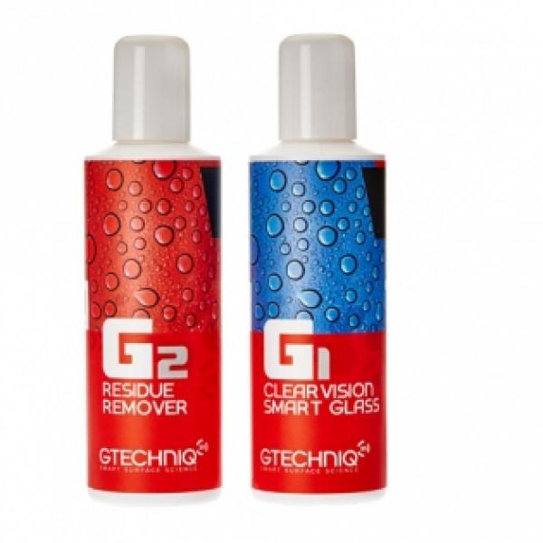 Gtechniq G1 ClearVision Smart Glass 100ml
