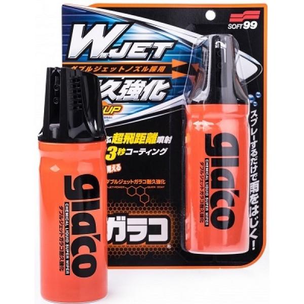 """Soft99 Glaco """"W"""" Jet Strong"""