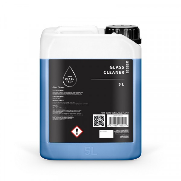 CleanTech Glass Cleaner 5L