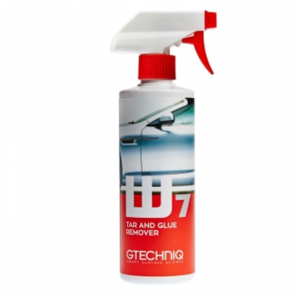 Gtechniq W7 Tar and Gue Remover 500ml
