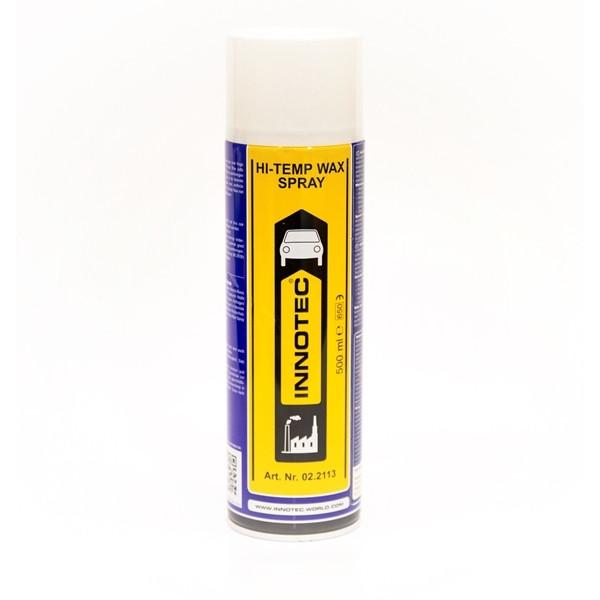 Innotec Hi-Temp Wax Spray 500ml Bezbarwny wosk do profili zamkniętych