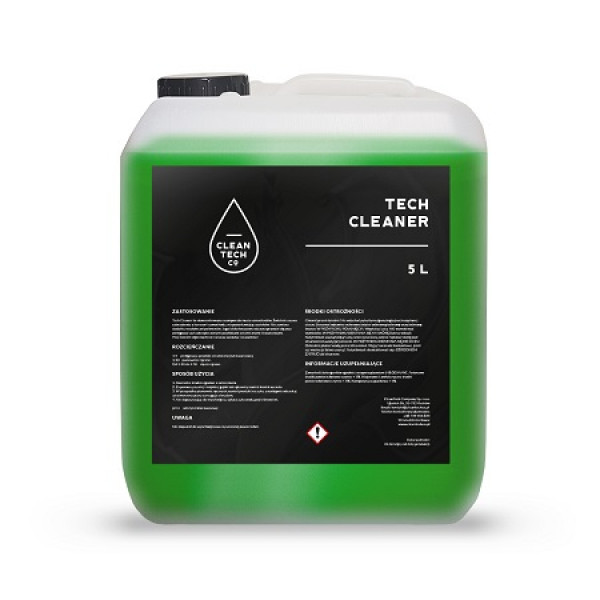 CleanTech Tech Cleaner 5L cleaner do lakieru