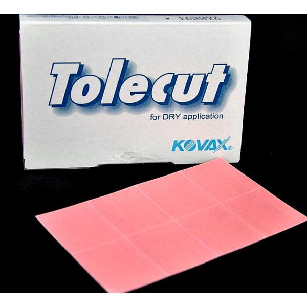 Kovax Tolecut K1500 rozmiar papieru ściernego 29x35mm