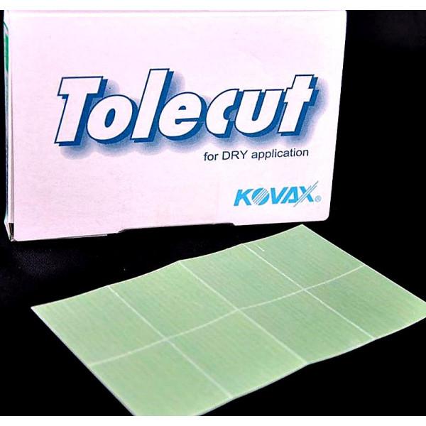 Kovax Tolecut mini papier ścierny 29x35mm K2000