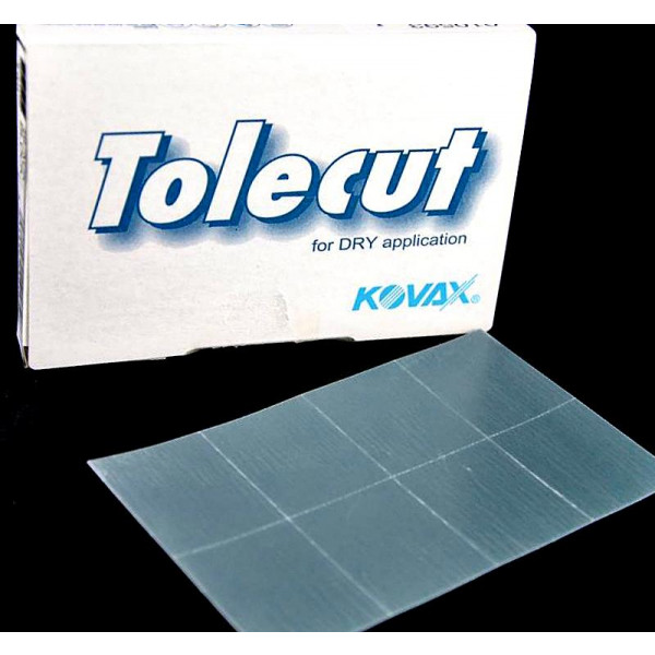 Kovax Tolecut mini papiery ścierne K3000 29x35mm