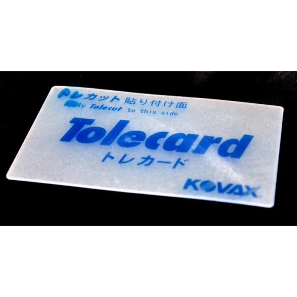 Podkładka Tolecard 66x110mm