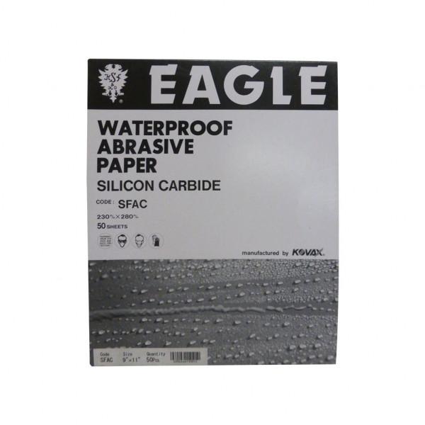 Kovax Black Papier na mokro P1500