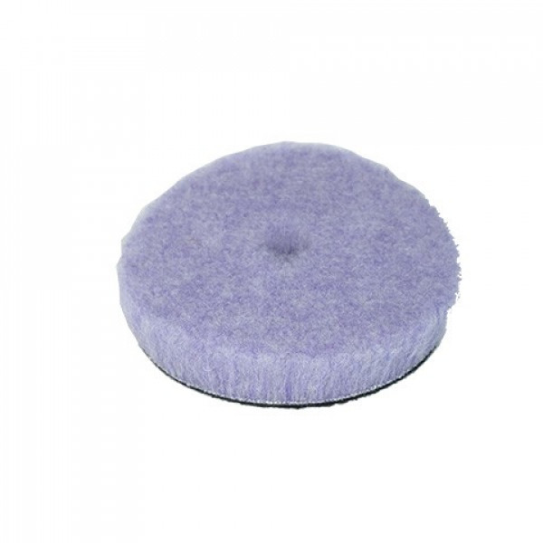 Foamed Wool Futro Fioletowe 135mm