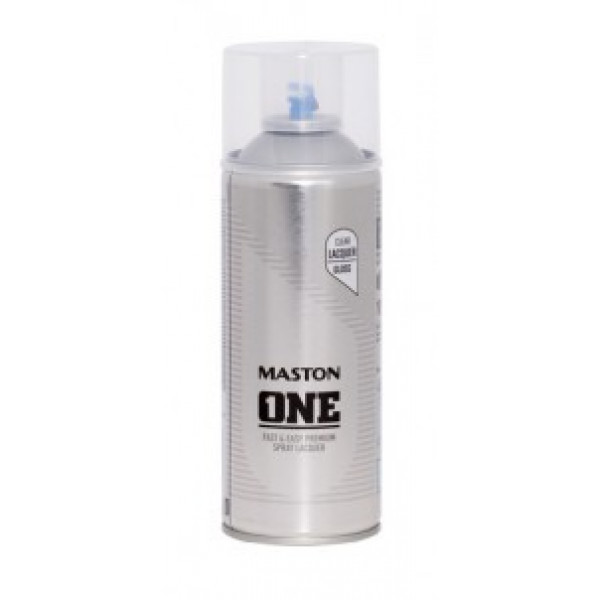 Maston One Spray Bezbarwny Mat 400ml
