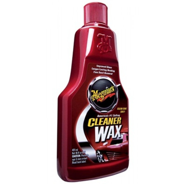 Meguiar's Cleaner Wax Liquid 473ml