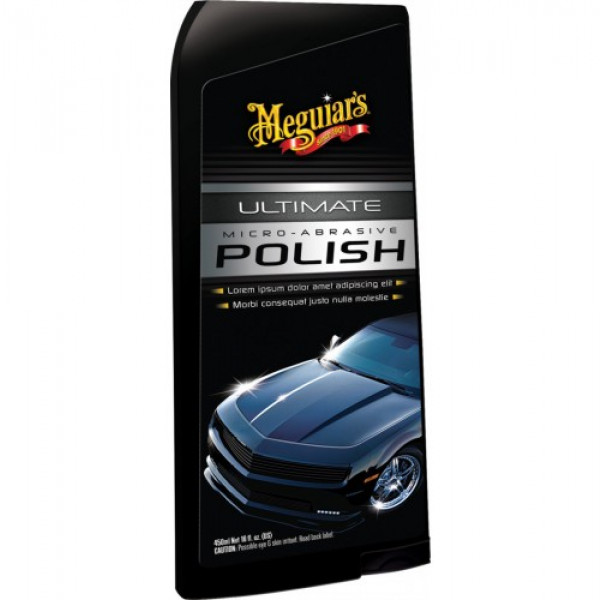 Meguiar's Ultimate Polish - politura
