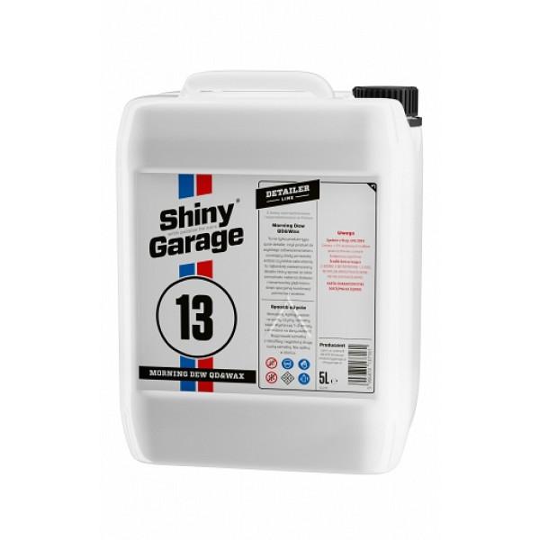 Shiny Garage Morning Dew Quick Detailer 5L
