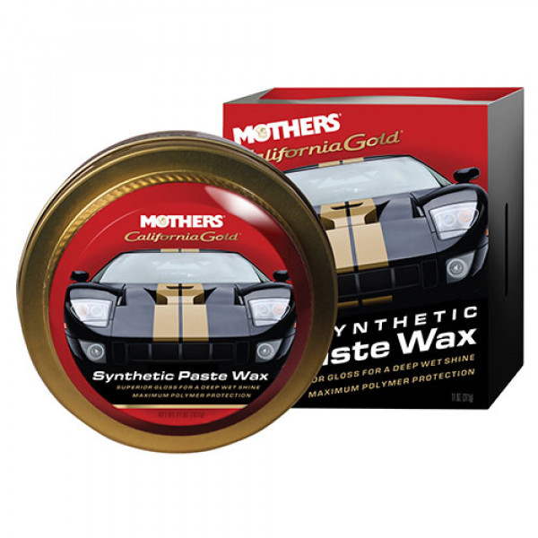 Mothers Synthetic Paste Wax 311g