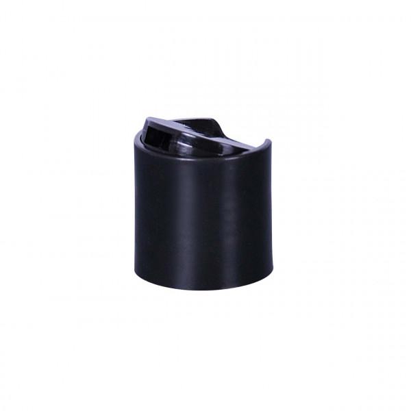 Nakrętka Czarna Disc Top Cap 20mm