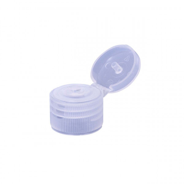 Nakrętka Bezbarwna Flip Top Cap 24mm