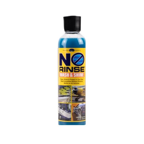 Optimum No Rinse Wash & Shine 236ml