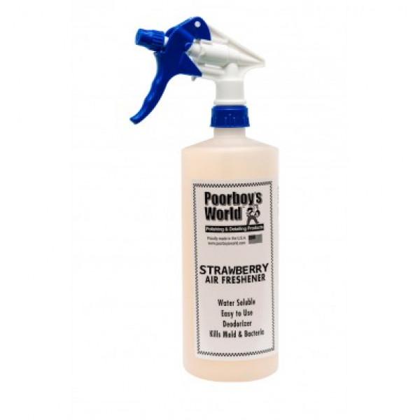 Poorboy's World Air Freshener Strawberry 946ml