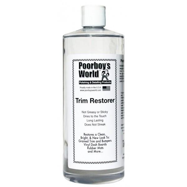 Poorboy's World Trim Restorer