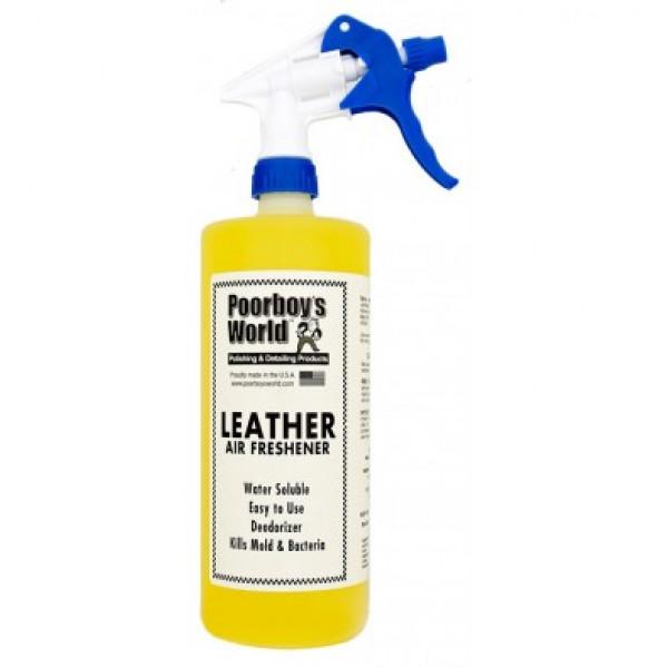 Poorboy's Leather Air Freshener 946ml