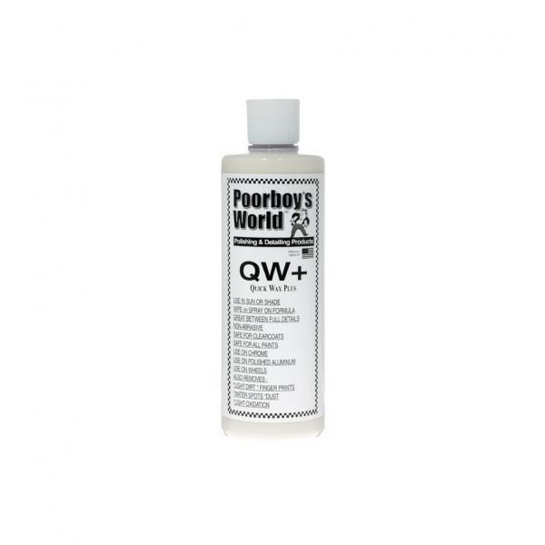 Poorboy's Quick Wax Plus