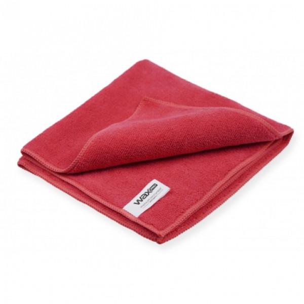 WaxPRO Premium Red Microfiber 40x40cm