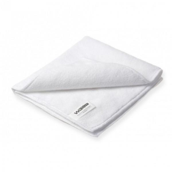 WaxPRO Premium White Microfiber 40x40cm