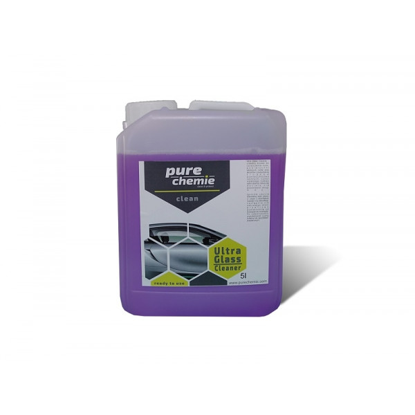 Pure Chemie Ultra Glass Cleaner 5L