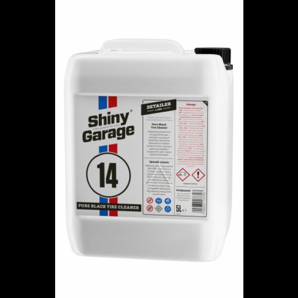 Shiny Garage Pure Black Tire Cleaner 5L