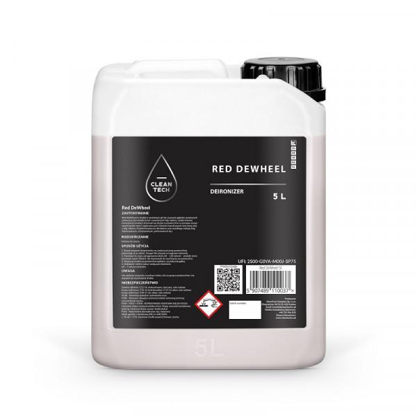 CleanTech Red DeWheel 5L