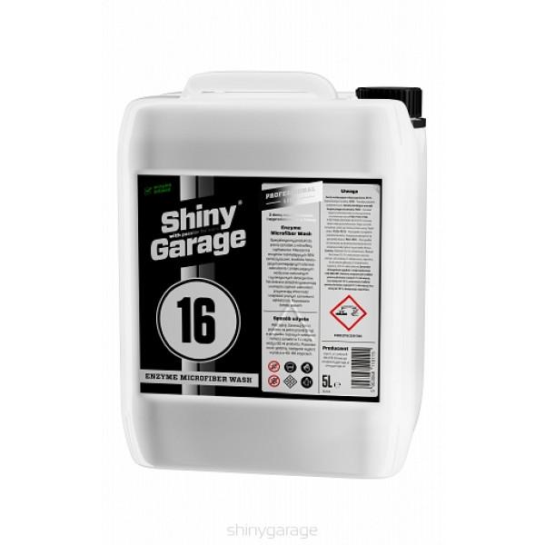 Shiny Garage Enzyme Microfiber Wash 5L