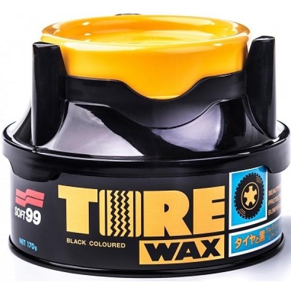 Soft99 Tire Black Wax Wosk do opon
