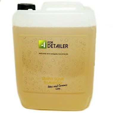 4Detailer Simply Sour Shampoo 5L Kwaśny szampon